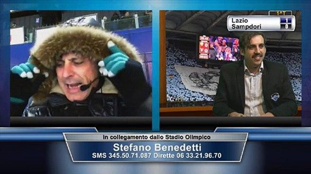 I Gol di Stefano Benedetti - Lazio vs Sampdoria
