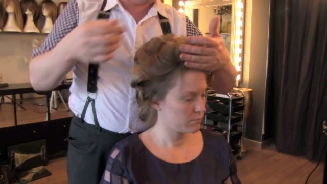 """Samantha """"Bewitched"""" Hair and Makeup Tutorial"""