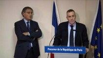 """""""Charlie Hebdo"""" : les assaillants ont affirmé """"vouloir venger le prophète"""", selon le procureur de Paris"""