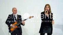 Studio Events - TRIO JAZZY (piano voce e chitarra) DEMO III