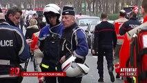 """Des policiers pris pour cible dans l'attentat contre """"Charlie Hebdo"""""""