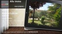 A vendre - Maison/villa - Gargas (84400) - 5 pièces - 110m²