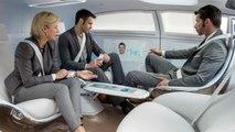 "Newest Self-Driving Car Has ""Living-Room-Like Interior"""