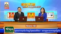 Khmer News, Hang Meas HDTV News This Morning on 06 January 2014 Part 03