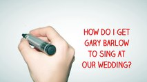 SING BY GARY BARLOW! - video dailymotion