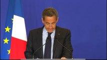 Attentat Charlie Hebdo  une tragédie nationale pour Nicolas Sarkozy [07.01.2015]