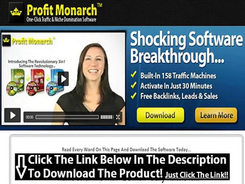 Profit Monarch Bonuses + Profit Monarch Free