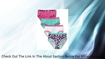 Hanes Big Girls'  4 Pack Stretch Brief, Assorted, 16 Review