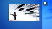 Cartoonists respond to Paris killings