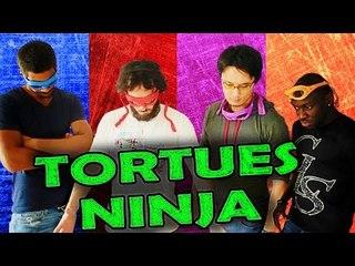 NINJA TURTLES - Feat WhyTeaFam & Sananas2106