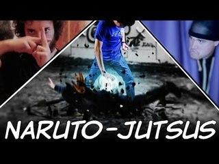 NARUTO TOP 5 JUTSUS - Brice