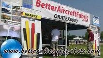 Oratex, Oratex 6000 aircraft fabric covering, from betteraircraftfabric.com.