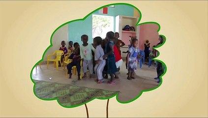 Présentation Racines d'Enfance - Premiers pas vers l'école