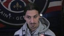 FOOT - COUPE - PSG - Ibrahimovic : «J'ai marqué grâce à mes coéquipiers...»