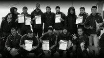 FOOT : À Zaatari, le foot comme lueur d'espoir (5/5)