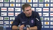 FOOT - L1 - PSG - Blanc : «Pour la Champion's League, on verra en février...»