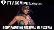 Body Painting Festival in Austria | FashionTV