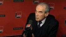"""Robert Badinter : """"Sans liberté de la presse, il n'y a pas de liberté tout court"""""""