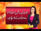 Reham Khan is British anchorperson who first got married to British-born Pakistan doctor - Video