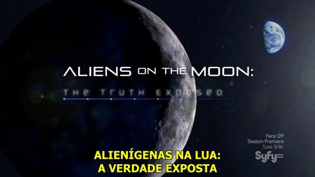 Alienígenas na Lua HD - Parte 1 de 2
