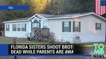 Florida sisters shooting - siblings fatally shoot abusive brother while parents are away.