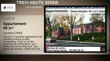 A vendre - Appartement - Lessines (7860) - 48m²