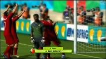 Portugal VS Ghana Full Match Highlights FIFA World Cup 2014 Portugal VS Ghana 2 1