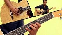 How To Play - Pani Da Rang - Guitar Tabs - Vicky Donor - Ayushmann Khurrana