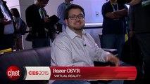 CES 2015 : Razer OSVR, une plateforme pour fédérer l'univers des jeux en réalité virtuelle