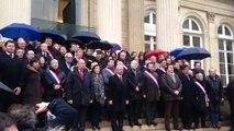 Attaque à Charlie Hebdo: les députés chantent la Marseillaise