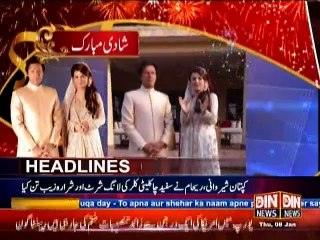 News HeadLines 9 p.m (8 Jan 2015)