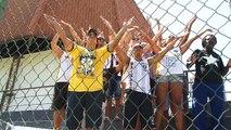 Torcida comparece ao treino e promete apoio ao Botafogo