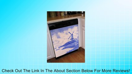 Blue Windmill Custom Dishwasher Panel Review