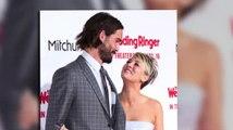 Kaley Cuoco y Ryan Sweeting en el lanzamiento de The Wedding Ringer
