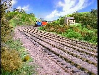 Thomas die kleine Lokomotive und seine Freunde 008 - James und die Personenwagen (DEU)