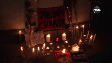 Charlie Hebdo : la liberté fait un bras d'honneur à la barberie à Paris