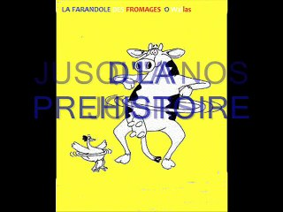 LA FARANDOLE DES FROMAGES Oliver WALLAS LEDLM