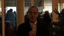 Hautes-Alpes: vibrant dernier hommage rendu à Jean-Yves Dusserre à Saint-Bonnet en Champsaur