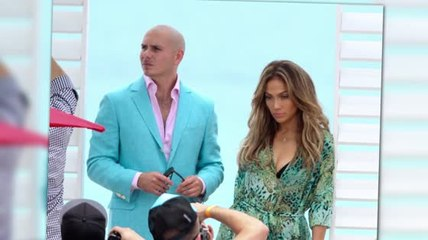 Does Pitbull Have A Thing For Jennifer Lopez?
