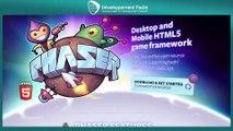 Concevez votre jeu de Noël en Programmation Orientee Objet avec le Framework JavaScript Phaser