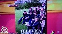 Sebastián Rulli y Angelique Boyer entre los Top50 de Televisa #RevistaCaras
