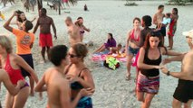 Sejour salsa et Rueda franco-cubaine à la plage Noel -Nouvel An 2014/2015