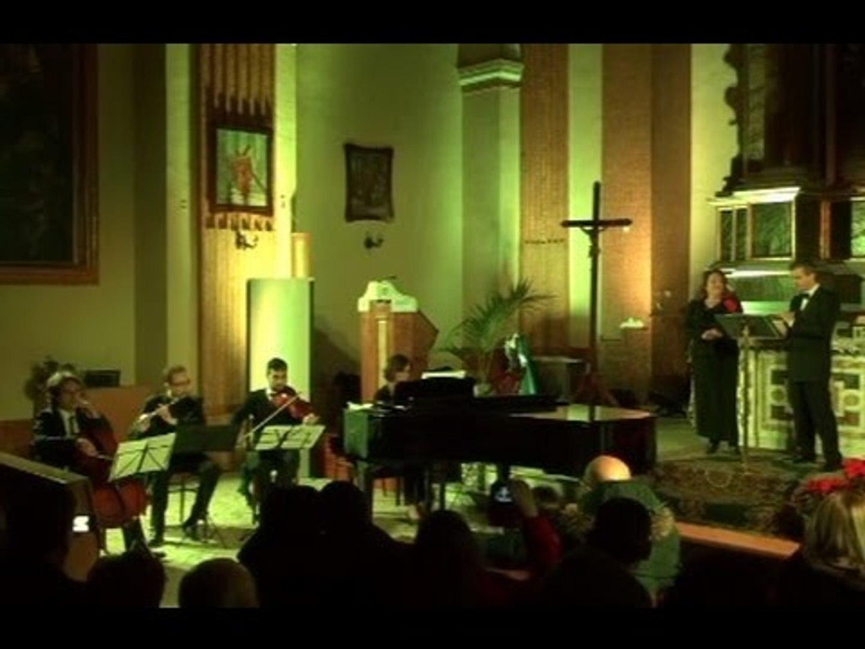 Marcianise (CE) - Concerto di Natale nella Chiesa di San Carlo (30.12.14)