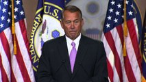 "Boehner: ""It does pain me to be described as spineless or a squish"""