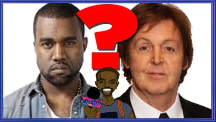 Kanye West vs Paul McCartney - Who's More Famous?