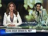 Hace 80 años nació el Rey del rock and roll, Elvis Presley