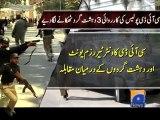 Geo News Headlines 9 January 2015_  Killed in Karachi Violence