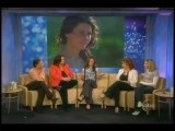 Evangeline Lilly on The View
