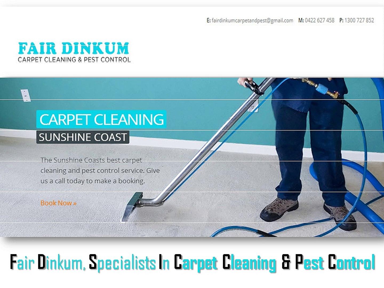 Fair Um Carpet Cleaning Pest