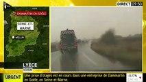 Charlie Hebdo: prise d'otages en cours, un témoin raconte